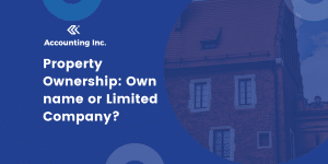 Property Ownership: Own name or Limited Company?
